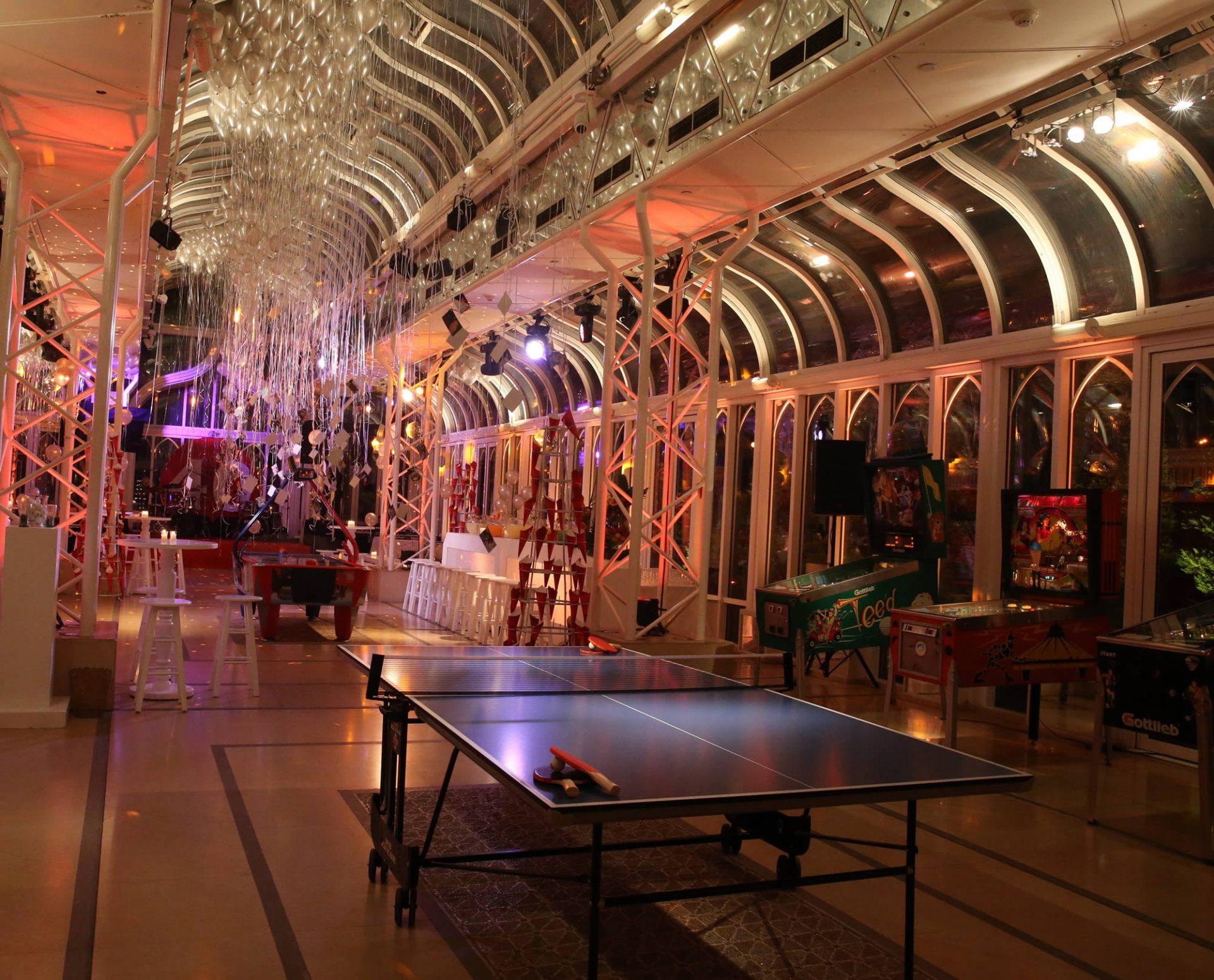 The Crystal Garden | Al Bustan Hotel & Spa